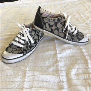 Coach Barrett Sneakers Size 8B